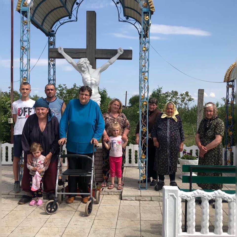 Допомога людям з інвалідністю та людям літнього віку