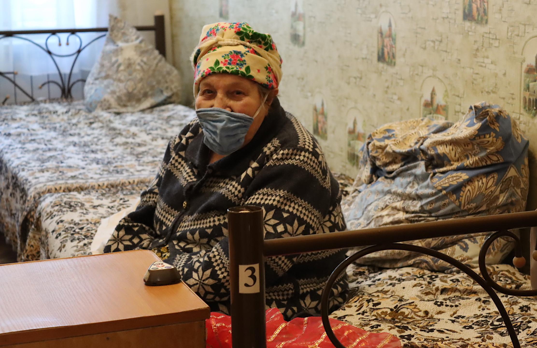 Допомога для Будинку престарілих у с. Перемога Київської області