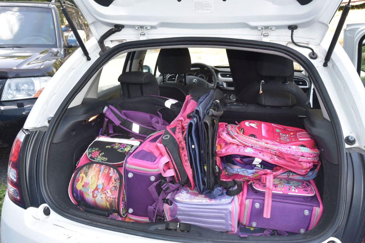 Шкільні рюкзаки для дітей із малозабезпечених сімей і дітей-сиріт