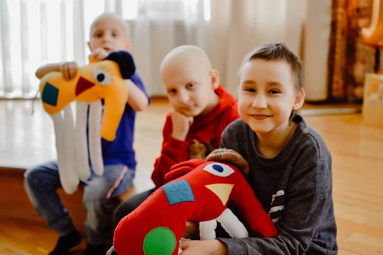 Дім для онкохворих дітей «Дача», м. Київ