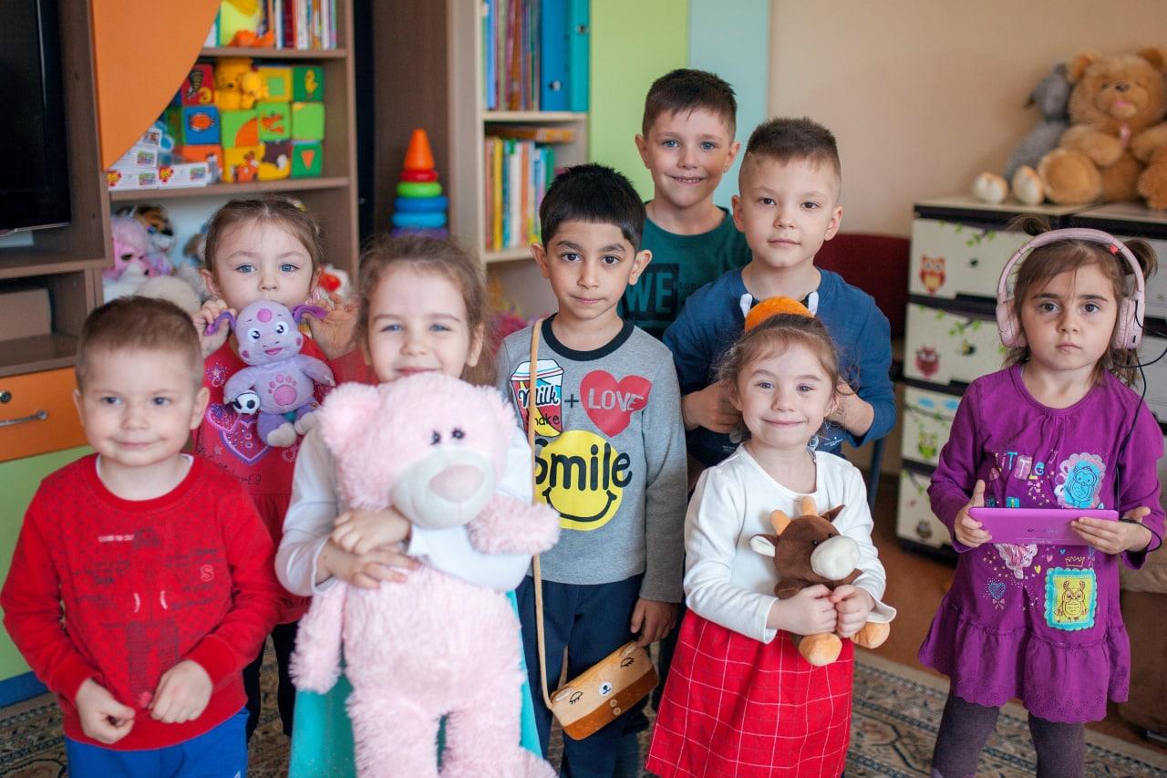 Аптечка екстреної медичної допомоги для підопічних центру «Місто щасливих дітей», м. Київ